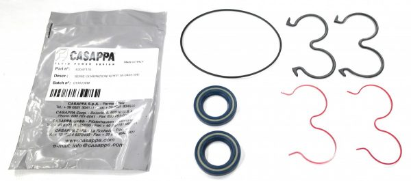 HY656 Casappa KP30 Seal Kit