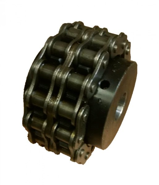 BS306 Chain Coupler for Direct Drive Throw